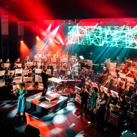 Orkest Koninklijke Luchtmacht treedt 29 oktober op in Kruiningen