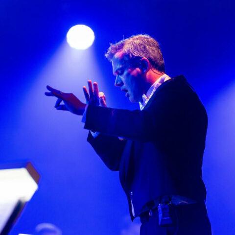Patrick Curfs nieuwe chef-dirigent Orkest Koninklijke Luchtmacht