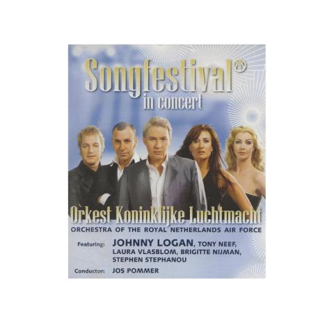 DVD 'Songfestival in Concert' te koop bij Bol.com