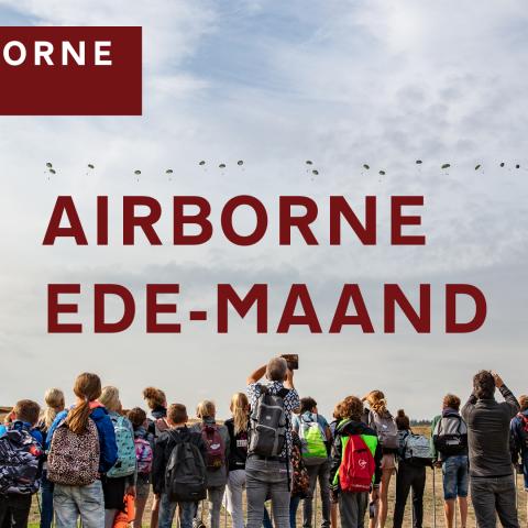 Orkest Koninklijke Luchtmacht opent Airborne Ede - maand