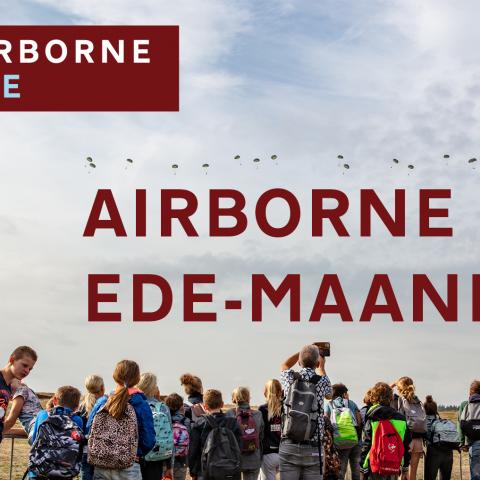 Orkest Koninklijke Luchtmacht opent 'Airborne' Ede-Maand