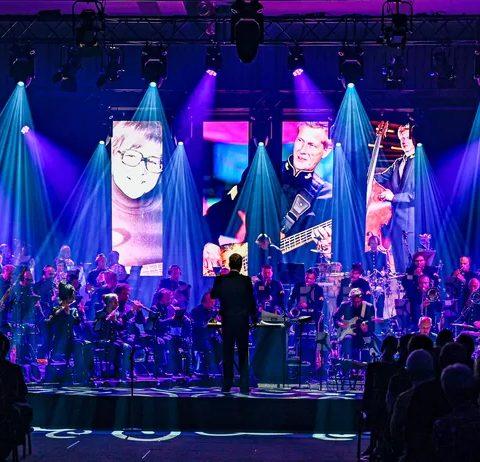Muzikale topavond: jarig Luchtmachtorkest trakteert Woensdrechtenaren